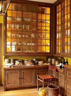 Traditional Style kitchen by designer Stephen Grambell