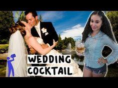 Wedding Cocktail - Tipsy Bartender - YouTube