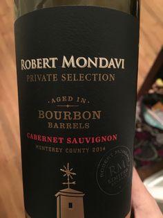 A really good wine.