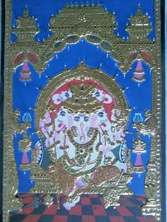 Pancha Mukha Ganesha