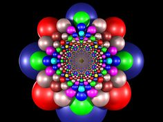 Perfect coloring of Z^2, on the Riemann sphere by fdecomite, via Flickr