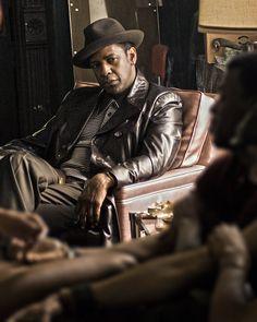 Denzel Washington (American Gangster 2007)