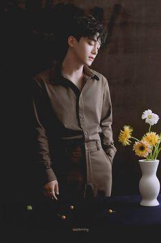 "Chen - ""Dear my Dear"" Teaser Exo Chen, Suho Exo, Great Backgrounds, Exo Members, I Icon, Pop Singers, First Love, Kpop, Actors"