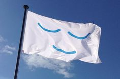 peace flag by bond agency