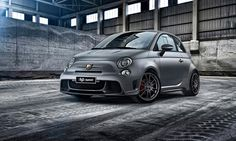 The Abarth 695 Biposto is the hottest version of the Fiat 500, making its UK debut at the 2014 Goodwood Festival of Speed - Autoweek