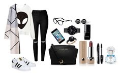 """""""Tumblr"""" by magkaya ❤ liked on Polyvore featuring Chicnova Fashion, MICHAEL Michael Kors, adidas, Pomellato, The Horse, Marc Jacobs, Lancôme, Chanel and Vince Camuto"""