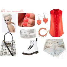 We are invincible, created by fashionistaxtina on Polyvore