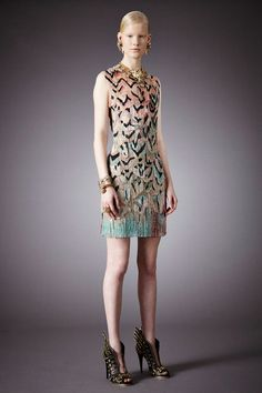 Roberto Cavalli   Pre-Fall 2014 Collection   Style.com