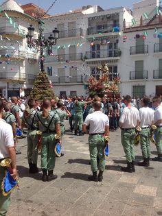 Tolox, Málaga. Fiestas de San Roque (16-08-2012)