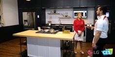 Your dream #kitchen come true, now at #CES2016. http://LGStudio.com  #LGCES