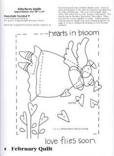 Art to Heart--Hearts in Bloom
