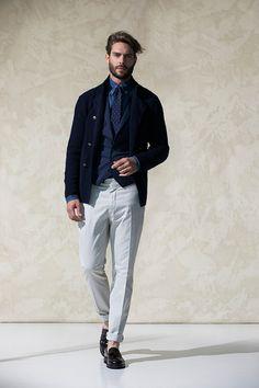 Brunello Cucinelli Spring-Summer 2015 Men's Collection