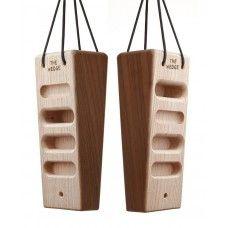 The Wedge UKBouldering.com Portable Fingerboard
