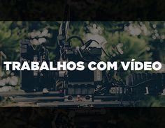 "Check out new work on my @Behance portfolio: ""Trabalhos em vídeo"" http://be.net/gallery/48802885/Trabalhos-em-video"
