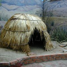 Great illustration reference for Cahuilla tribe. | California ...