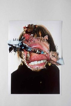Top Oral Health Advice To Keep Your Teeth Healthy – Best Teeth Whitening Techinque Photography Projects, Art Photography, Faceless Portrait, Experimental Photography, Plastic Art, Ap Art, Psychedelic Art, Surreal Art, Photomontage