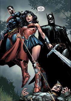 Marvel Dc Comics, Dc Comics Art, Marvel Vs, William Moulton Marston, New 52, Superman Wonder Woman, Batman And Superman, Gotham, Super Heroine