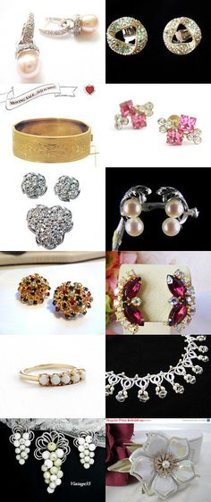 Wednesday Valentine's Day Wedding Treasury by  VJSE Group Team by Diana on Etsy--Pinned with TreasuryPin.com