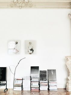 See a Swedish Home Oozing With Romance via @domainehome