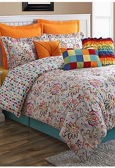 Fiesta® Jacobean Bedding Collection #Belk #Bedding #Fiesta