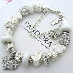 >>>Pandora Jewelry>>>Save OFF! >>>Order Click The Web To Choose.>>> pandora charms pandora rings pandora bracelet Fashion trends Haute couture Style tips Celebrity style Fashion designers Casual Outfits Street Styles Women's fashion Runway fashion Pandora Beads, Pandora Bracelet Charms, Pandora Rings, Pandora Jewelry, Charm Jewelry, Pandora Pandora, Cartier Bracelet, Jewelry Box, Fashion Bracelets