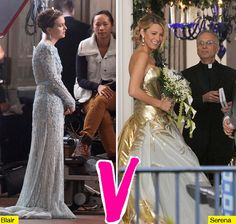 Gossip Girl wedding dresses