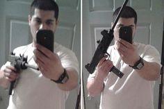 Facebooked: 'Bank robber' posts gun selfie, gets arrested by Leonard Greene - March 10, 2014.