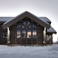Mountain Cottage, Mountain Homes, Wood Stone, Cabins In The Woods, Rustic Elegance, Exterior Paint, Lodges, Farmhouse Style, Gazebo