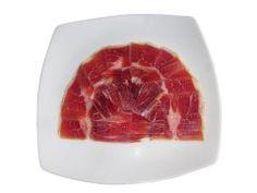 Presentación plato de jamón abanico Porsche, Dishes, Porch