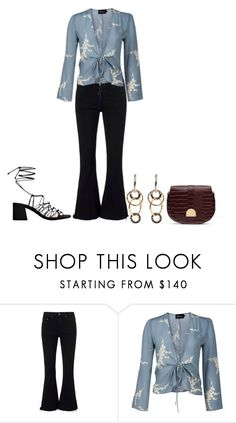 """Drinks"" by baldwincaleigh ❤ liked on Polyvore featuring rag & bone and MANGO"