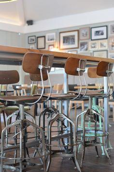 Boathouse Cafe, Chichester - Focus Design. Cafe Design
