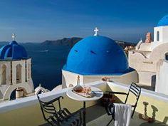 Les 5 vols les moins chers de TripAdvisor pour Santorin