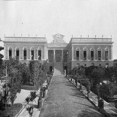 Instituto Benjamin Constant. Manaus. Álbum do Amazonas 1901-1902.