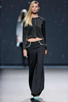 Amaya Arzuaga - Madrid Fashion Week P/V 2015 #mbfwm