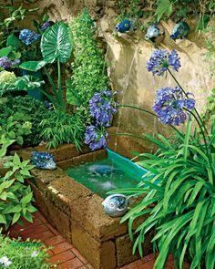 Kreativanleitung: Brunnenbau leicht gemacht - Seite 6 - Wohnen & Garten