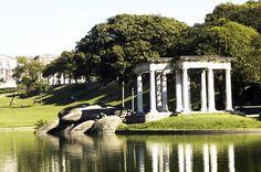 Rio de Janeiro, Brasil - Quinta da Boa Vista
