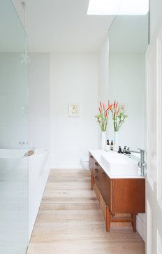 Melbourne Contemporary Bathroom Design Ideas, Pictures, Remodel and Decor