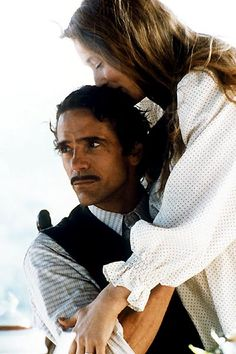 """Jeremy Irons and Meryl Streep - """"The House of the Spirits"""""""