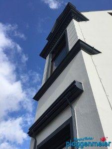 Bei dieser Fassadensanierung in Hemelingen wurde besonders auf Details geachtet - Plaggenmeier