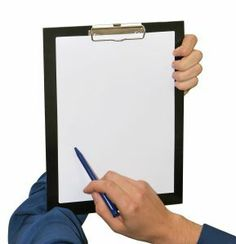 A blank slate to start the new year!