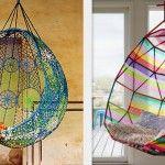 Hanging Chair Heaven - Summer Furniture Trend
