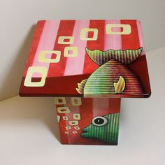 "second version ""crazy table"" by Mareike Scharmer, via Flickr"