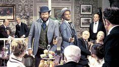 Bud Spencer & Terrence Hill Bud Spencer, Mario, Terence Hill, Water Polo, John Wayne, Good Movies, Comedy, Bob, Cinema