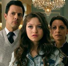 Miguel, Luna e Mônica