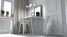 Light Tech, Curtains, Home Decor, Blinds, Decoration Home, Room Decor, Draping, Tents, Picture Window Treatments
