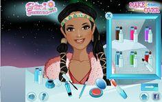 Eskimo Girl - Play Free At: http://flashgamesempire.blogspot.co.uk/2016/01/eskimo-girl.html