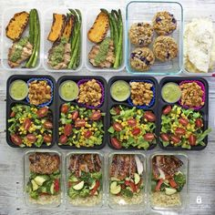 It's that time again! Meal Prep Monday is in full effect and I actually included a picture of my breakfast in this prep. I usually don't include it either because... Continue Reading