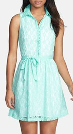 lovely #lace #sleeveless #dress  http://rstyle.me/n/f3czkpdpe