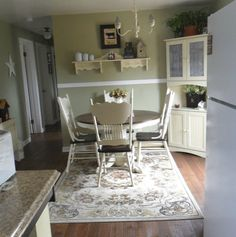 Make Over Table & Chairs