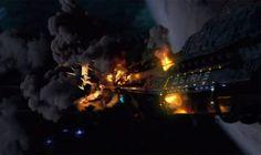 fall of the battlestar osiris
